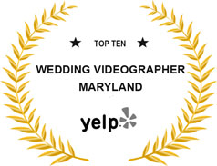 Wedding videography, Maryland wedding videographer